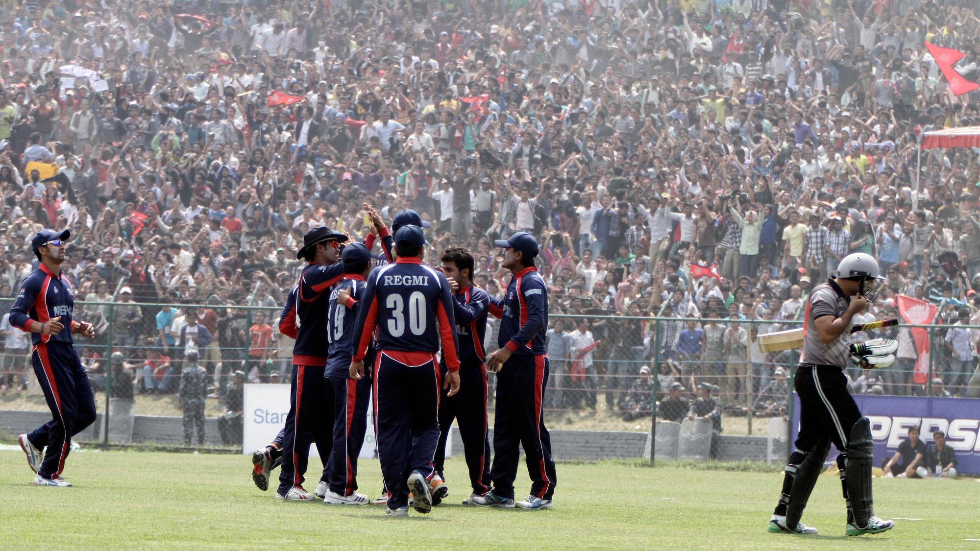 Nepalese Cricket
