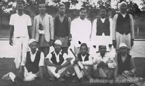 Old Nepalese Cricket Team